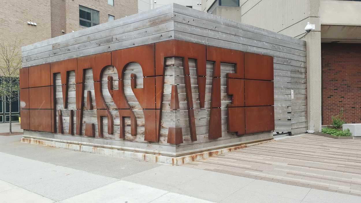 Mass Ave
