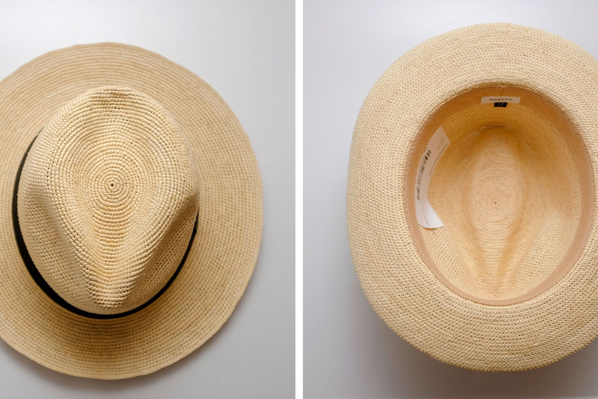 Home Try-On: Three Packable Straw Hats Under $100 | wayward